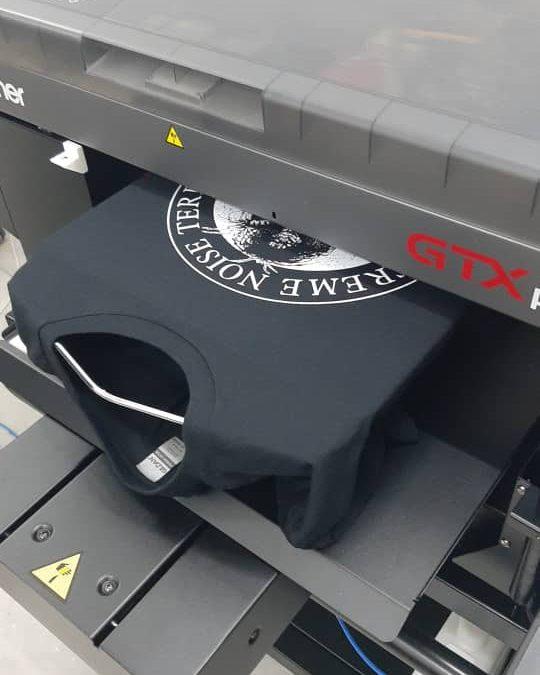 DTG Printing / Cetakkan DTG